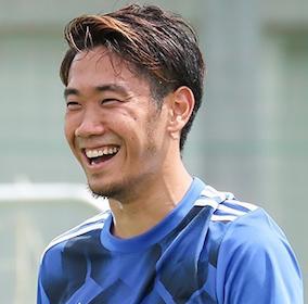 香川選手から動画メッセージが届きました!
