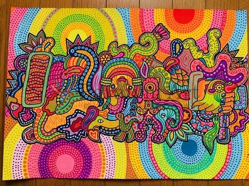 虹のパレード