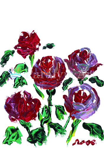意志を持つ薔薇