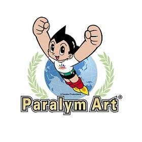 『パラリンアート』シンボルマーク制定のお知らせです!!